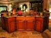 Linda Island & Cabinets