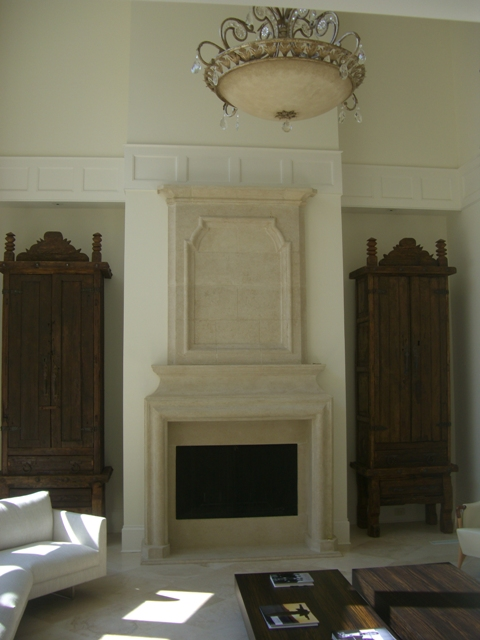 Mantle Trim 1