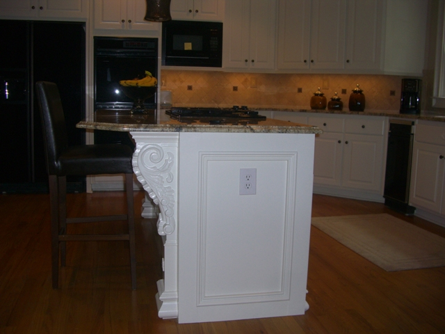 Trim Work & Cabinetry