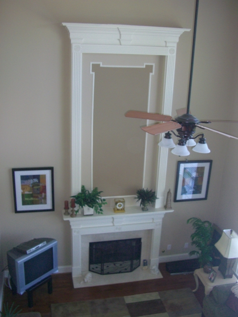 Mantle Trim 3