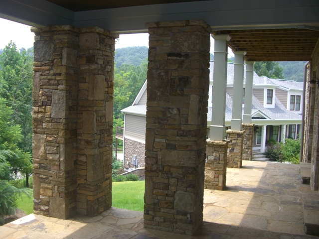 Outdoor Stack Stone 3
