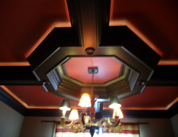 Coffered Ceiling 2