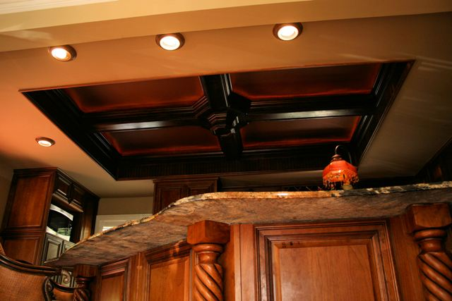 Coffered Ceiling 1