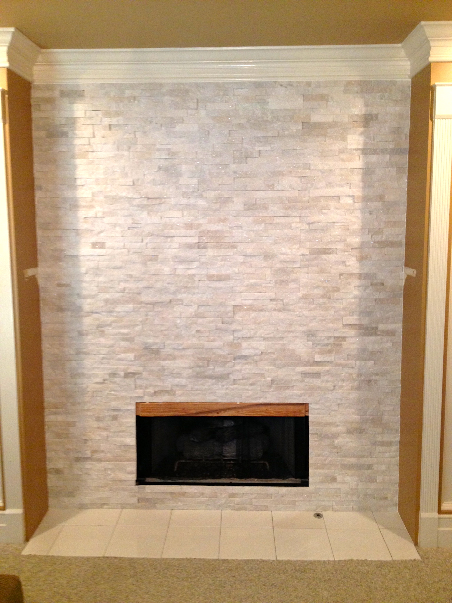 Stone Trim amp Cabinetry