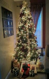 Kelley Henderson's Christmas Tree